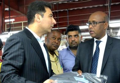 Dubai textiles firm to create 10,000 jobs at Olkaria plant