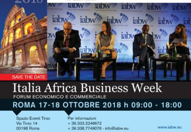 ITALIA AFRICA BUSINESS WEEK 2018