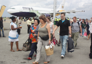Tourism on the rise in first half of the year