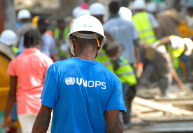 United Nations Project Services boosts Kenya's affordable housing